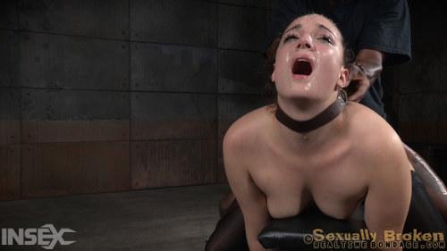 sexually broken endza pussy bondage